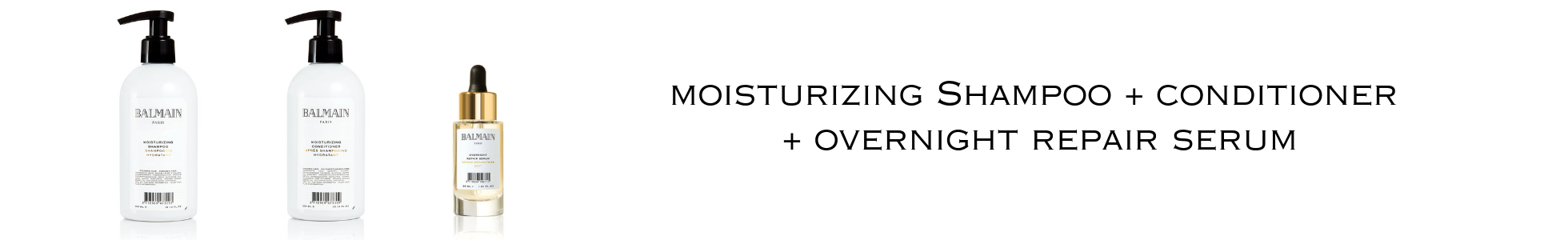 Volume Shampoo + Moisturizing Conditioner-3