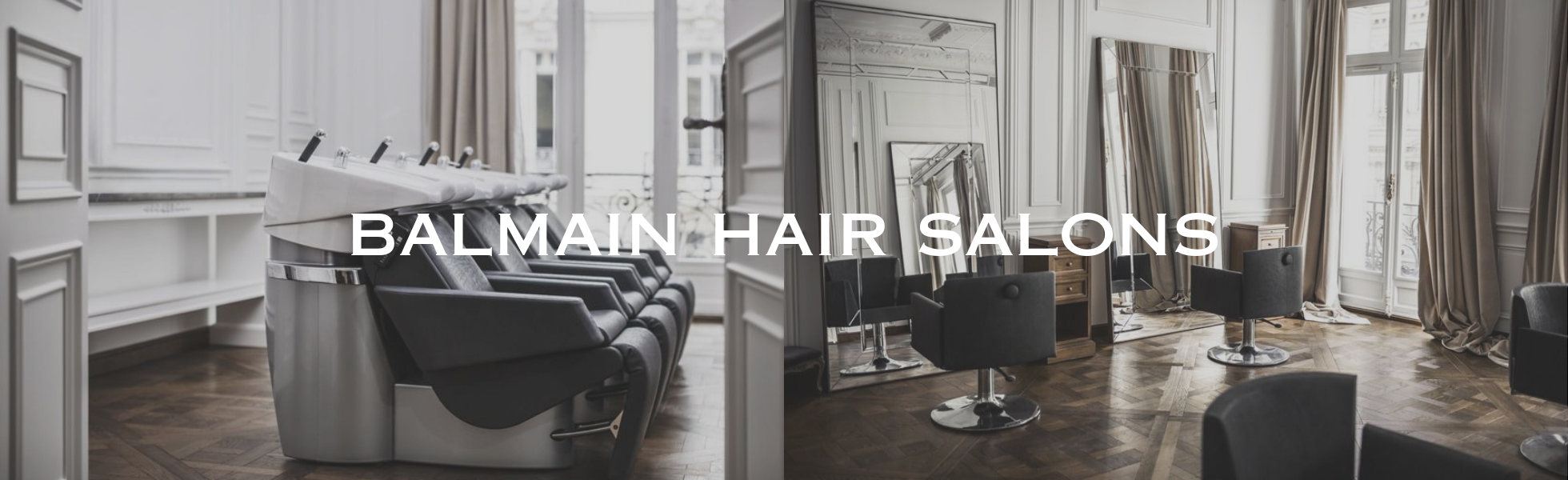 balmain hair salons